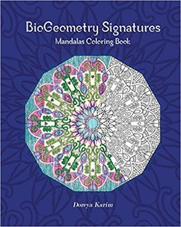 AMAZON: BG Book, Doreya Karim, BioGeometry Mandala